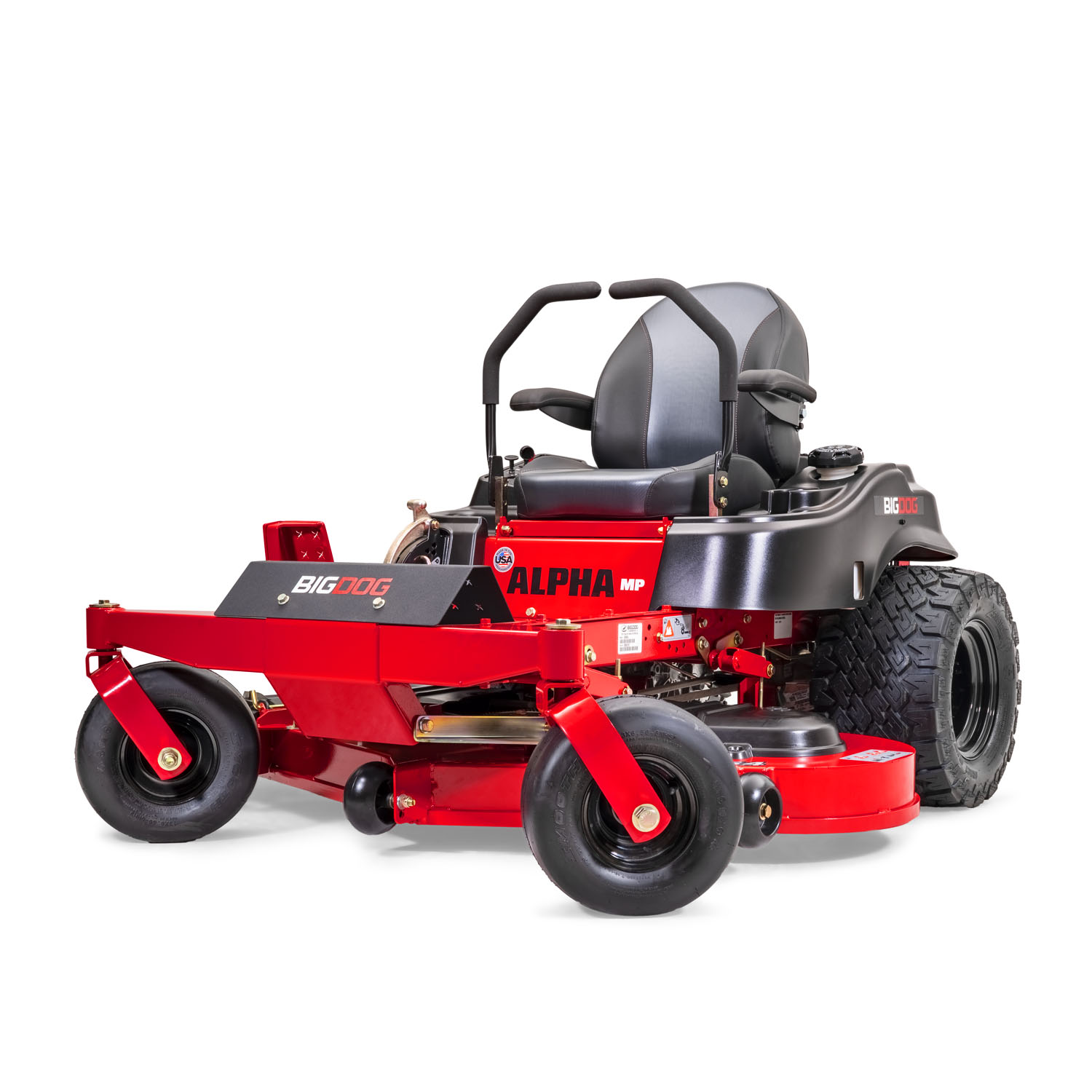 2020 Big Dog Alpha MP zero turn radius mower