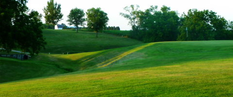 Glenridge Golf Course in Irene Golf Package